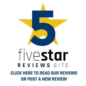 Five Star Review  Logo